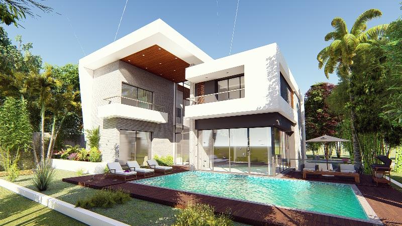Etudes villas à Dar Bouaazza